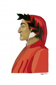 Giornata Dantedì 25 Marzo 2021 – Celebrazioni del Settecentesimo Anniversario della morte del Sommo Poeta